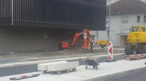 Sanierung Bahnhofstr. Widnau