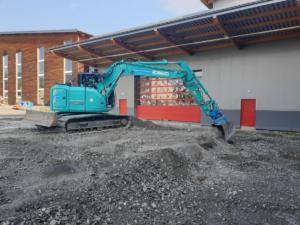 Neuerstellung Parkplätze in Altstätten